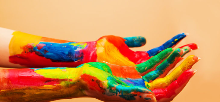 The Painted Hands