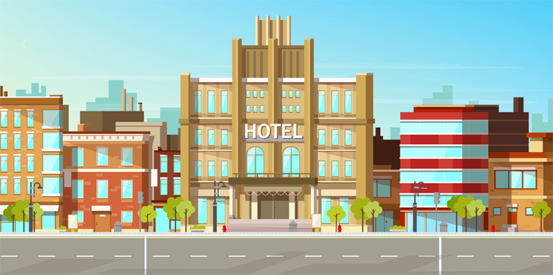 Modern Hotel Image