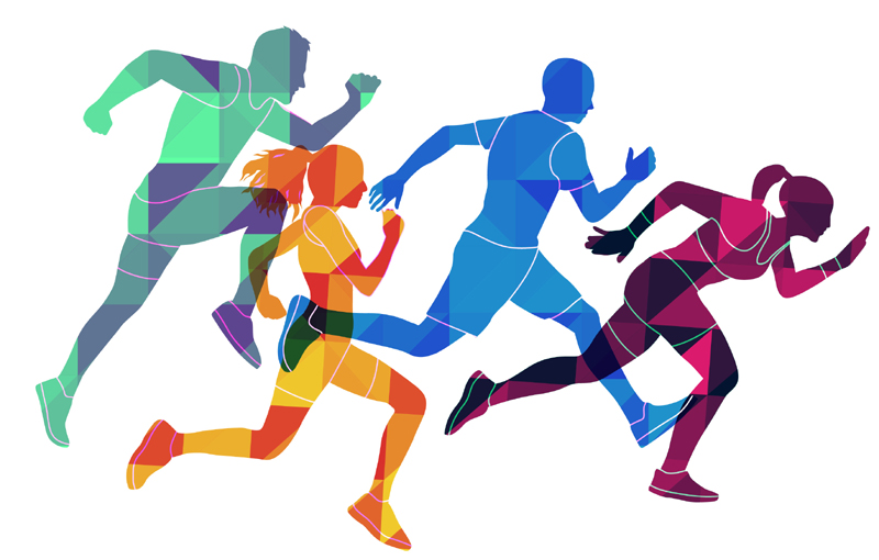 Image of Runners