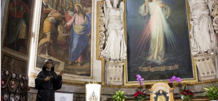 Altar Of Divine Mercy