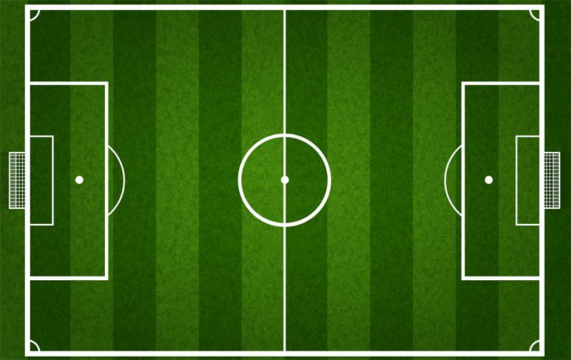 Football Ground Aerial